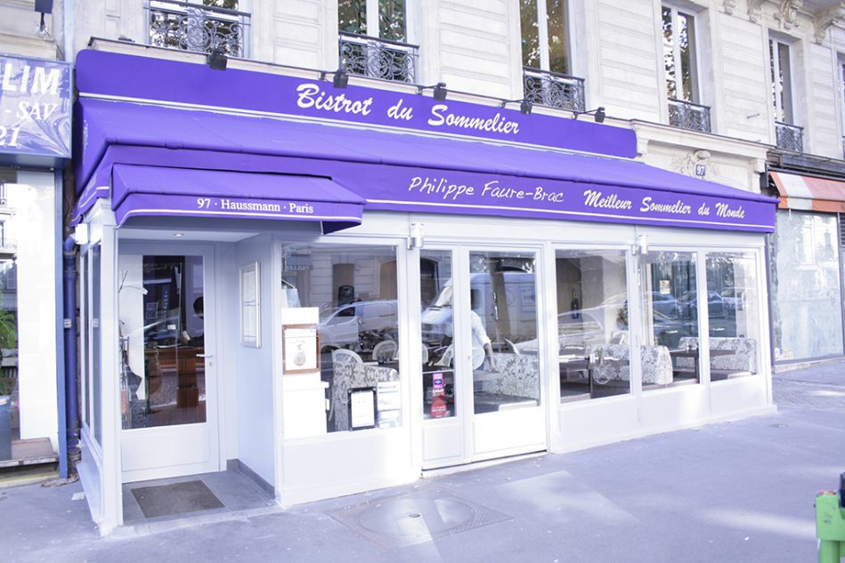 Prestation de magie close up et mentalisme au Bistrot du Sommelier Paris