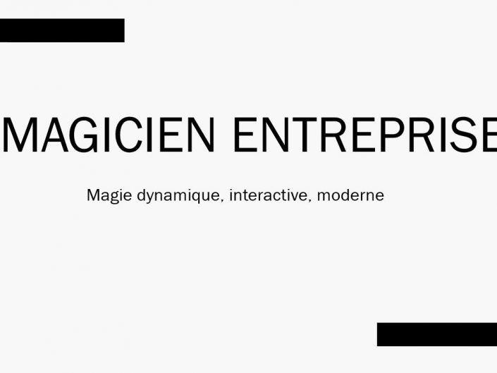 magicien mentaliste entreprise paris