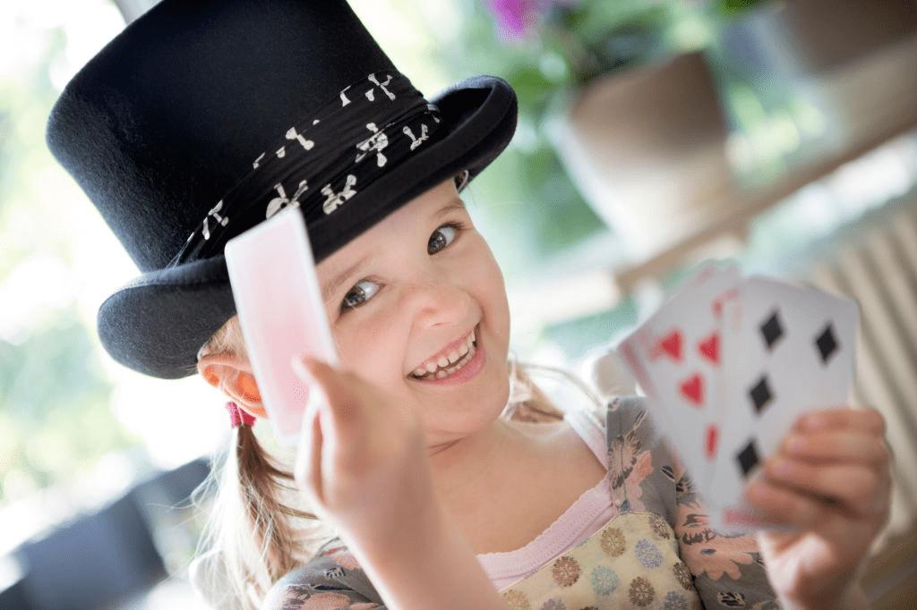 cours de magie enfant